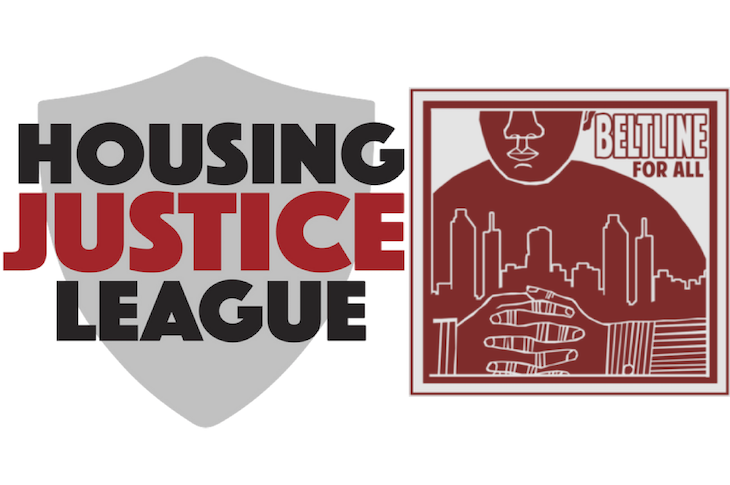 Image result for housing justice league