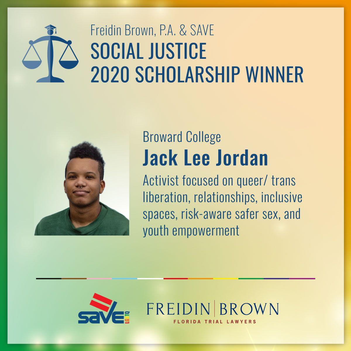 Jack Lee Jordan