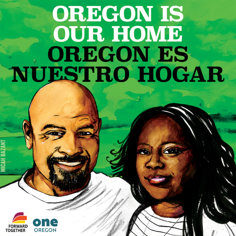 Oregon is Our Home