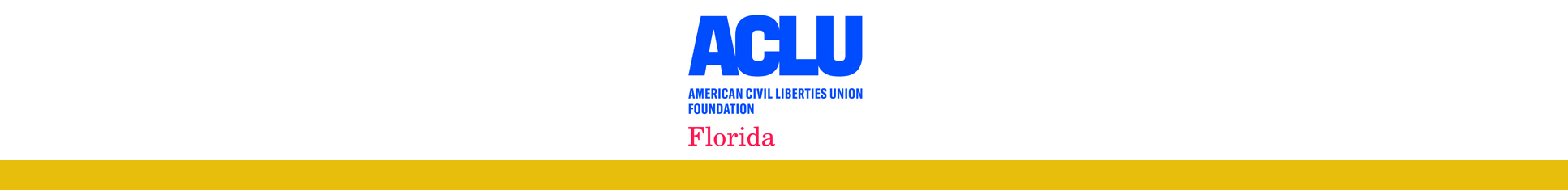 ACLU of Florida