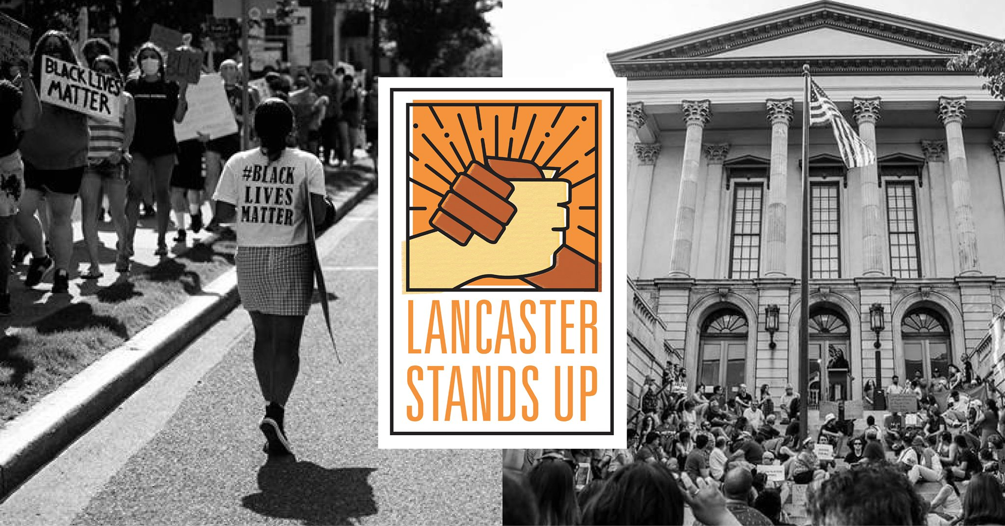 Lancaster Stands Up- Home