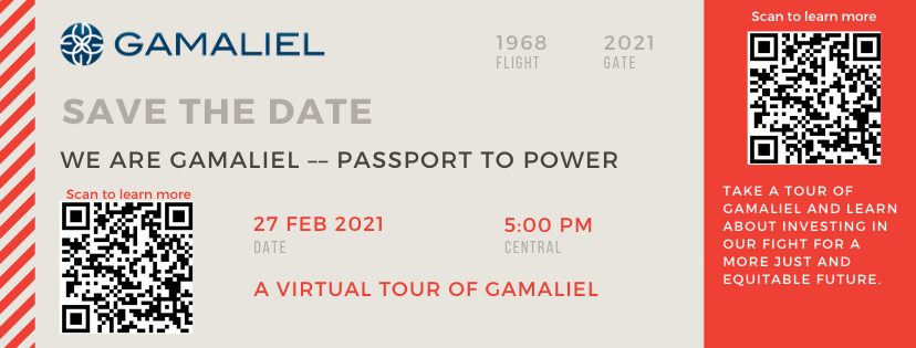 Gamaliel Website