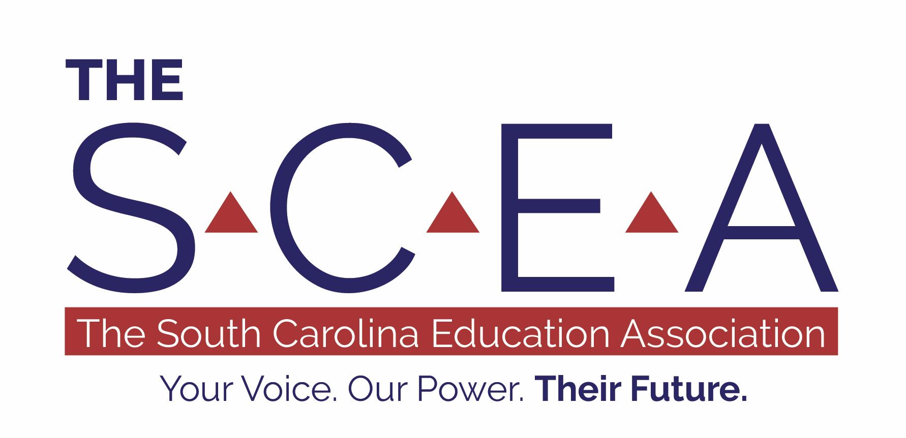The South Carolina Education Association Logo