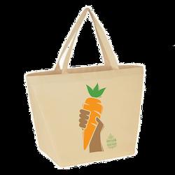 end hunger resuable bag