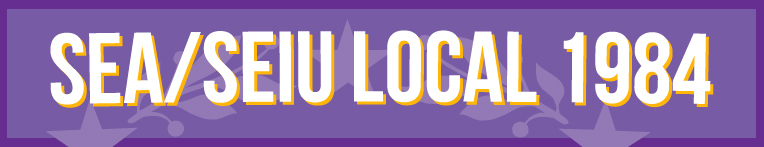 Visit the SEA/SEIU Local 1984 website.