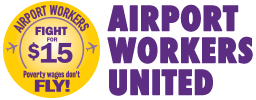 Airport Workers United Logo