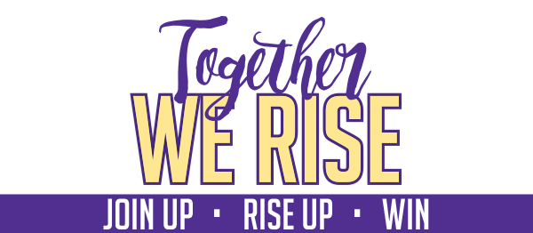 Together We Rise Logo