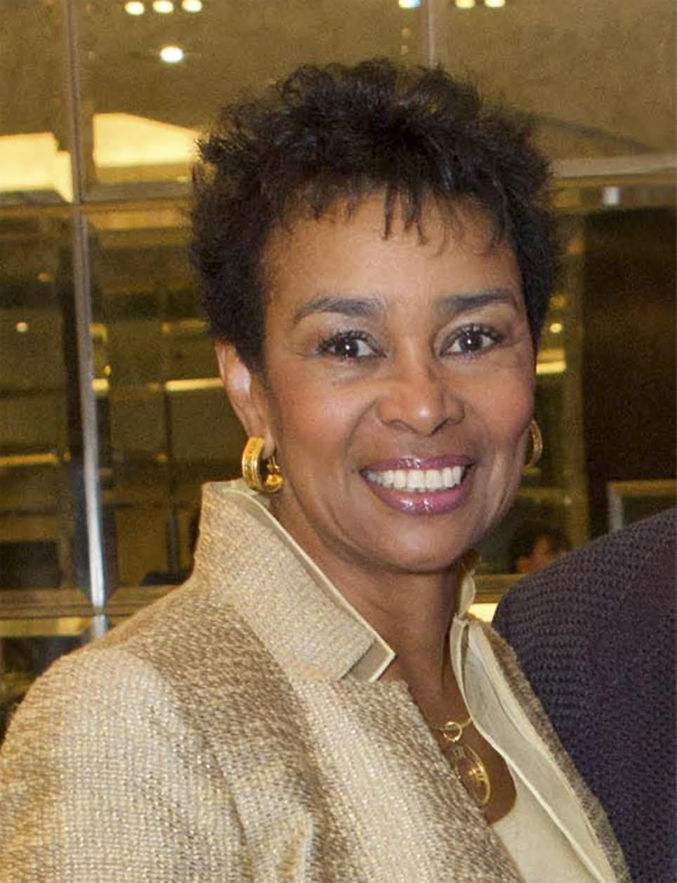 Photo of Anette Harris.