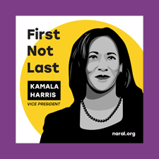 Photo of VP Kamala Harris Sticker