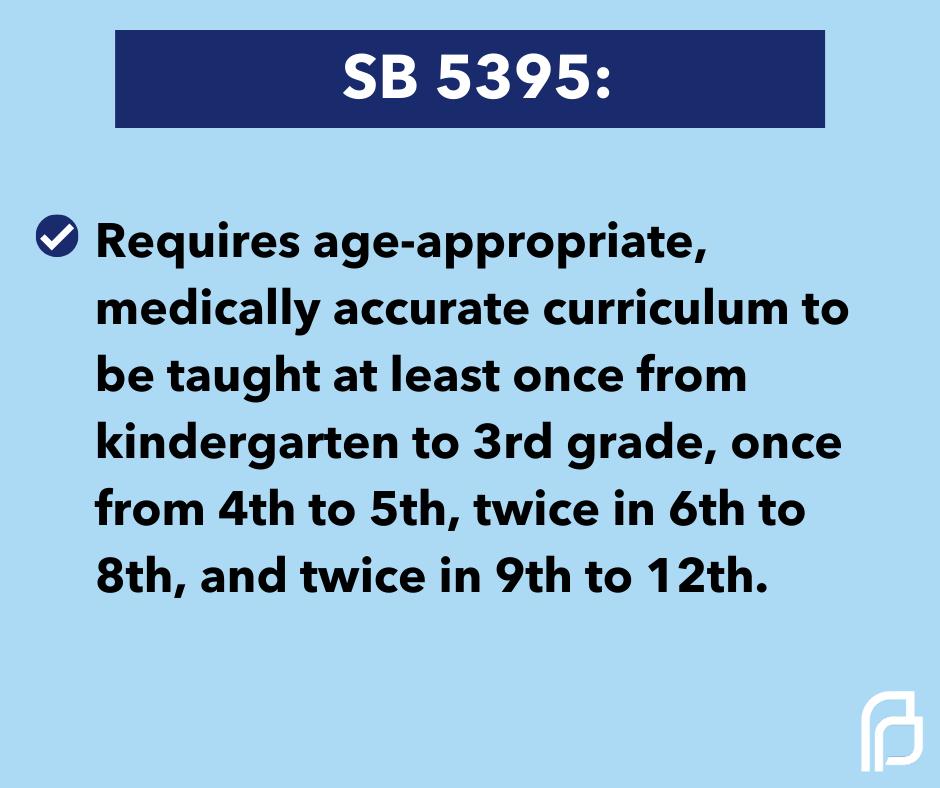 SB 5395:
