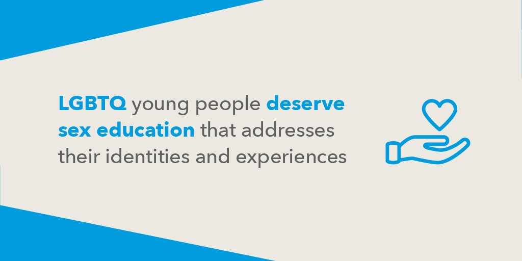 LGBTQ young people deserve