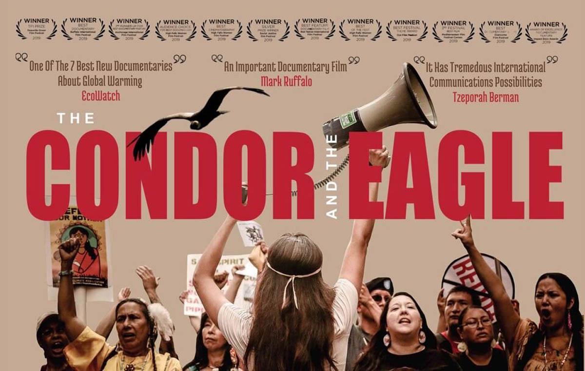 The Condor & The Eagle poster