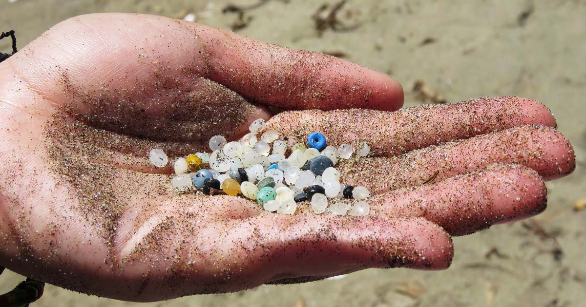 Plastic pellets