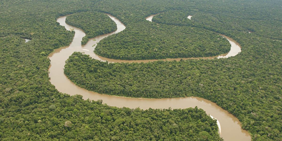 Amazon River, Colombia