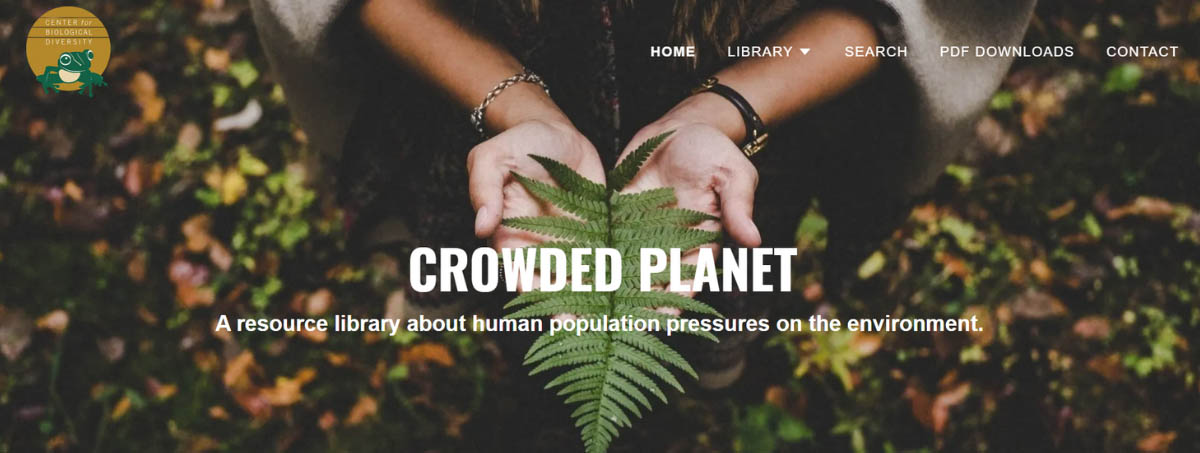 Crowded Planet Resource Library