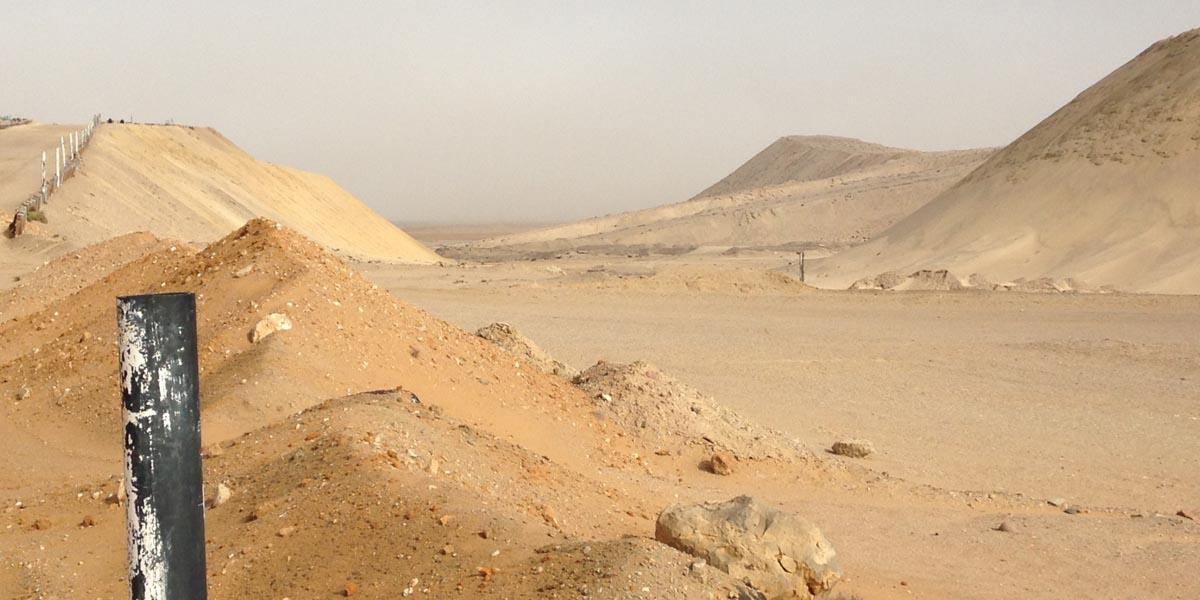 De Beers Namaqualand Mine