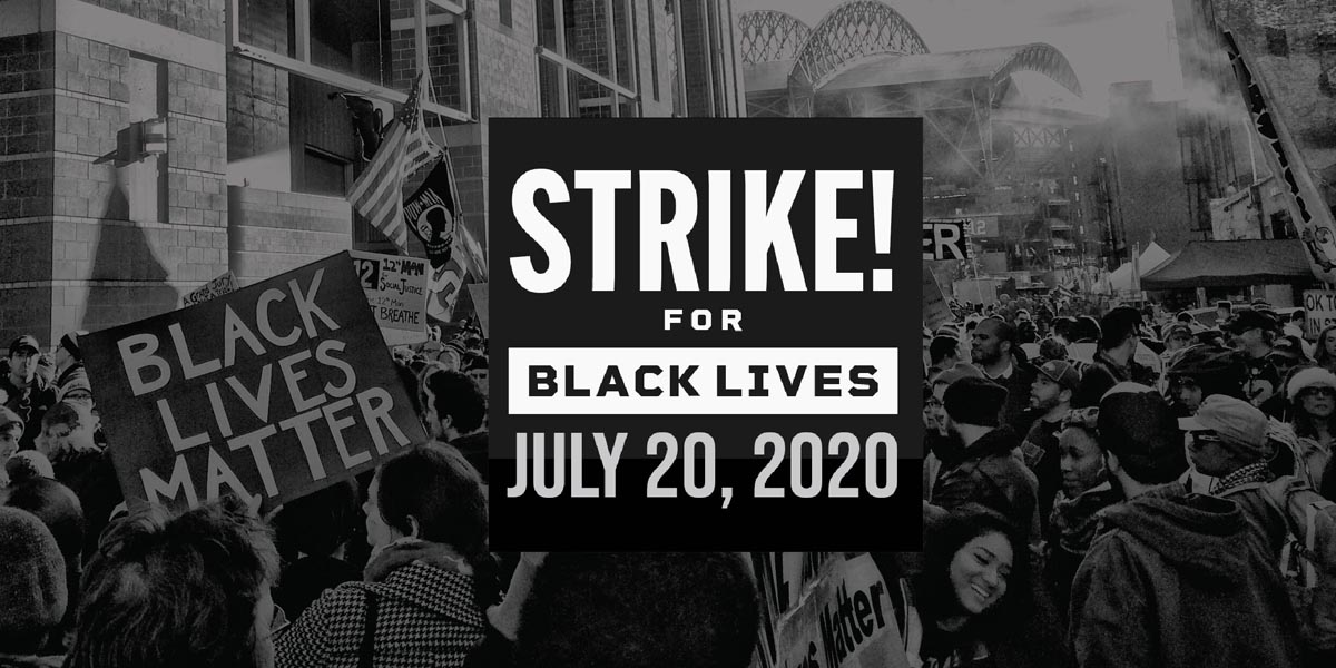 Strike for Black Lives
