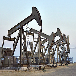 California oil drilling