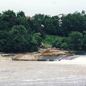 Edwards Dam removal
