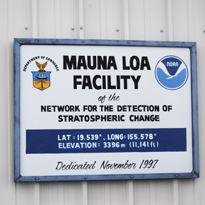 Mauna Loa facility