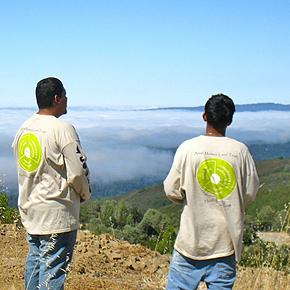 Mt. Humunhum stewards