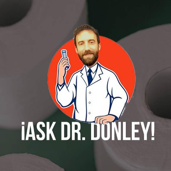 Ask Dr. Donley logo