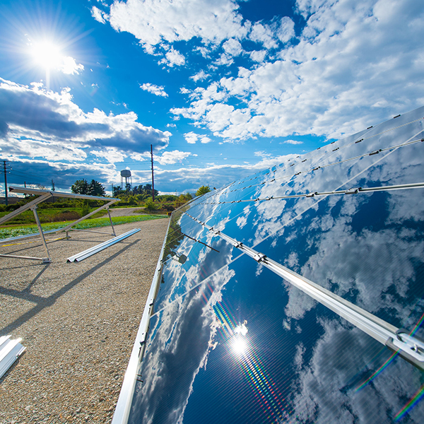 Solar panel by Argonne National Laboratory/Flickr
