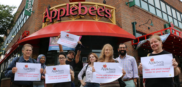 Applebee's action