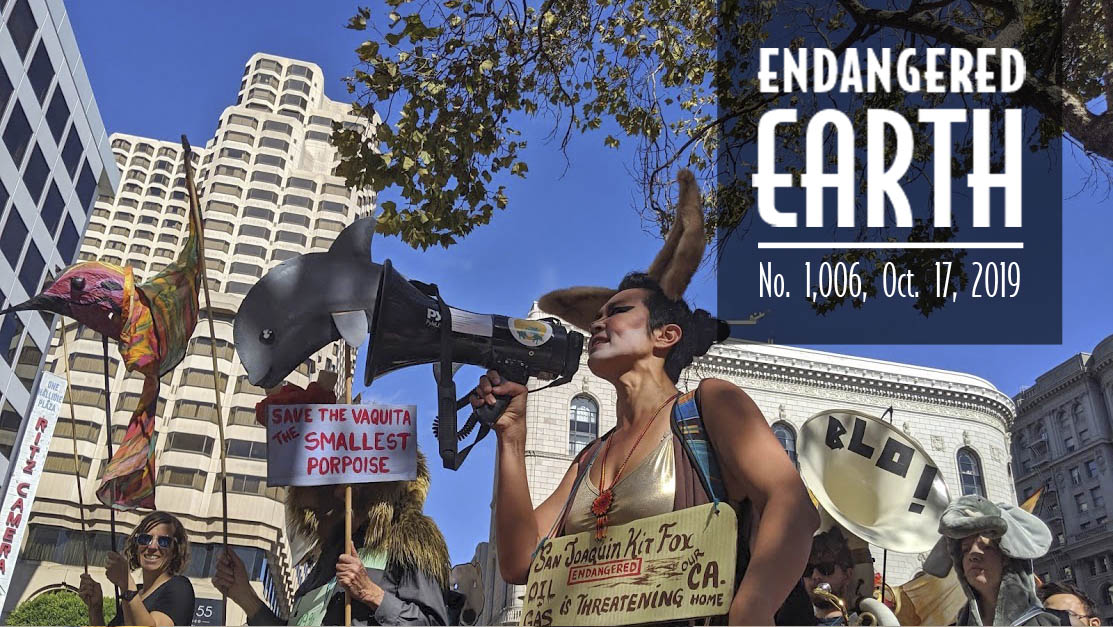 Endangered Species Day of Action