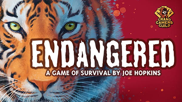 Endangered board game