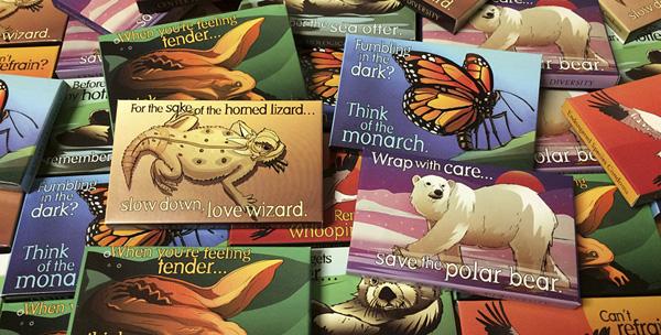 Endangered Species Condoms