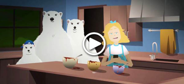 Goldilocks, the three bears and the one Earth