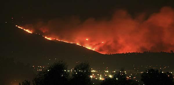 Harris Fire