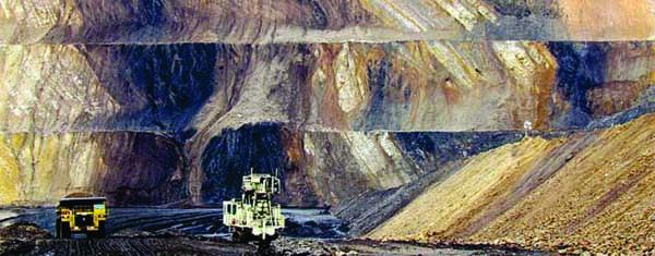 Idaho phosphate mine