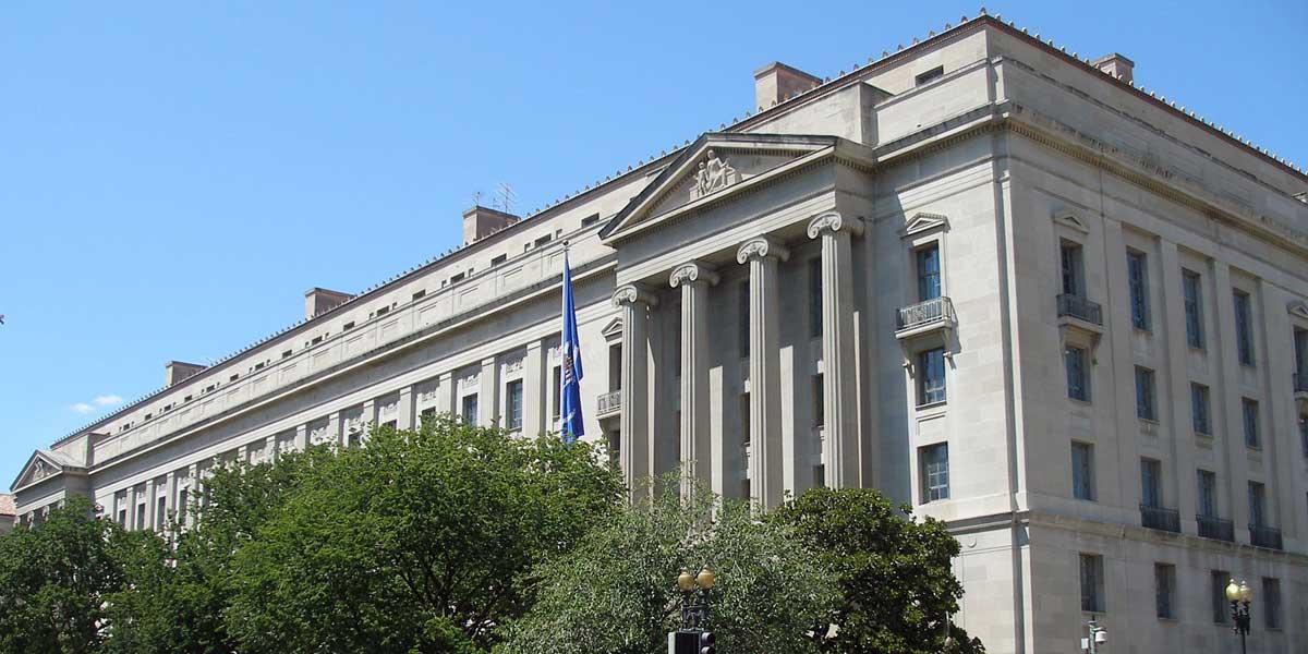 U.S. Department of Justice headquarters