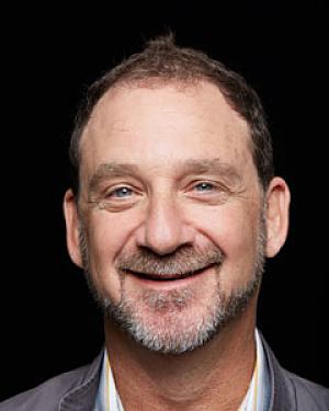 Michael Fratkin smiling