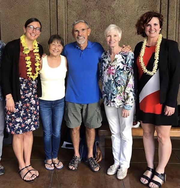 Hawaiʻi team