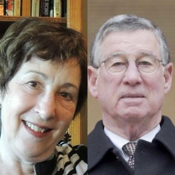 Bonnie Edelstein and Robert Milch