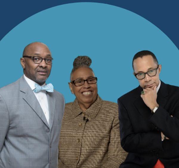 Three Black faith leaders