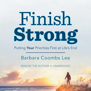 Finish Strong book cover