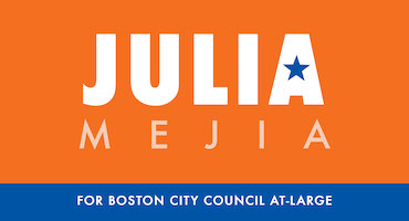 Julia Mejia for Boston City Council