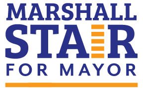 Stair for Mayor