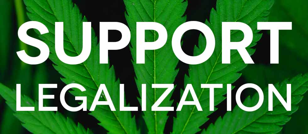 Support Marijuana Majority