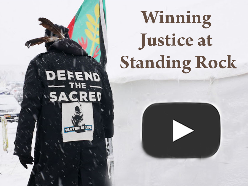 Winning Justice at Standing Rock