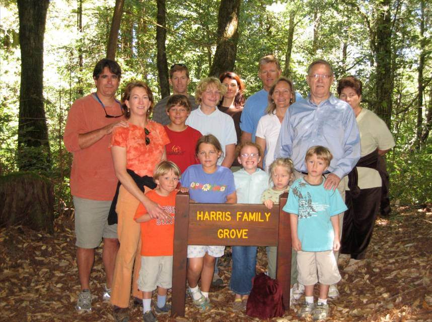 Harris Family Grove