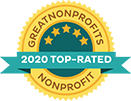 2017 Top-Rated Nonprofit - Great Nonprofits