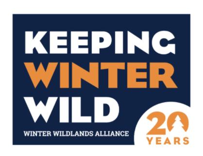 Return to Winter Wildlands Alliance