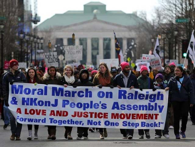 moral march