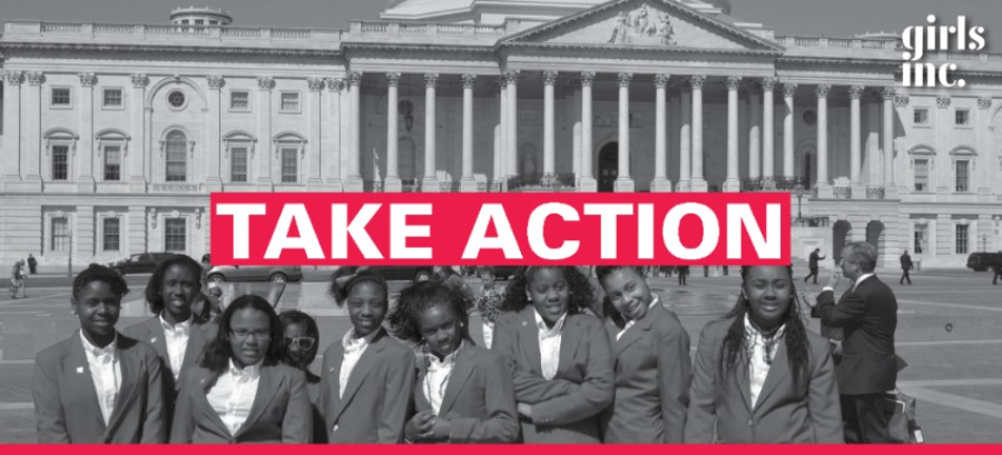 Girls Inc. - Take Action