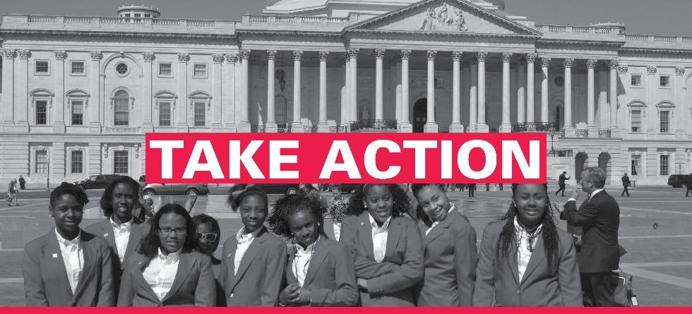 Girls Inc. - Take Action